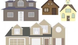 4 case – 4 houses