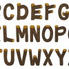 alfabeto legno – wood alphabet