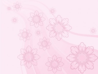 sfondo rosa fiori – pink floral background