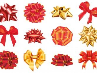 12 fiocchi – ribbon bows