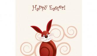 coniglio uovo di Pasqua – Easter egg rabbit