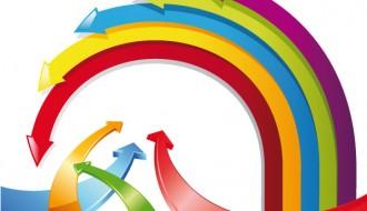 frecce colorate – color arrows
