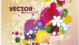 sfondo primavera – spring floral background