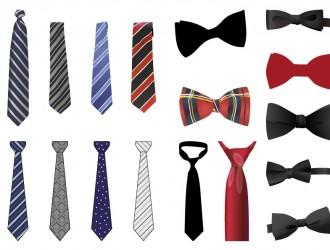 ties, bow tie – cravatte, farfallino