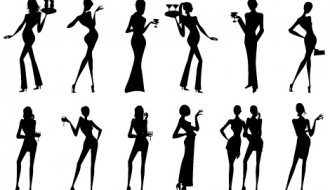 13 sagome di ragazze – cocktail girls