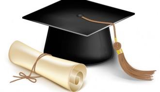 cappello laurea, pergamena – graduation cap, diploma