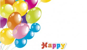 happy birthday balloons – buon compleanno palloncini