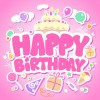 happy birthday cake sweets – buon compleanno