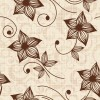 vintage sfondo floreale – Vintage Flower Seamless Background