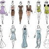 13 modelle – fashion models