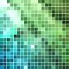 sfondo mosaico – abstract square mosaic background