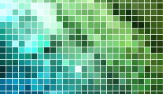 sfondo mosaico – abstract square mosaic background