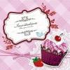 invito – invitation cup cake