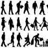 persone che camminano – walking people