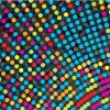 sfondo pois – Abstract Colorful Dots Background