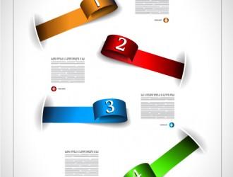 4 elementi infografica – infographics