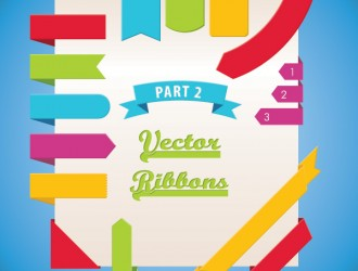 stickers – ribbons