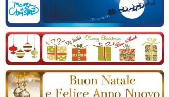 3 banner Natale – Christmas banner