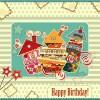 buon compleanno torte case – happy birthday