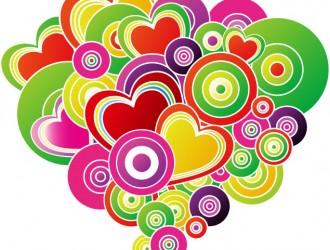 cuori colorati – fashion hearts