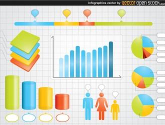 infografica – infographics vector