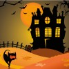 paesaggio Halloween – Halloween landscape