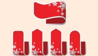 5 banner Natale – 5 Christmas banner
