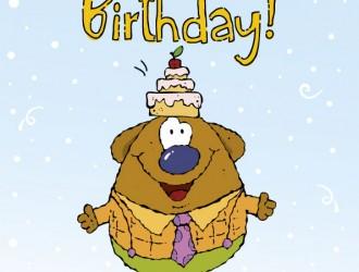 Happy Birthday dog – compleanno cagnolino