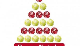 albero Natale palle – balls Christmas tree