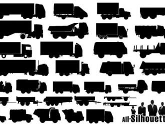 sagome camion – trucks