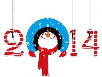 2014 pupazzo – 2014 snowman