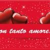 biglietto amore cuori – love card
