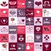 36 loghi San Valentino – Valentines logos
