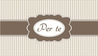 per te – love card