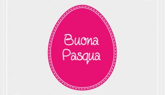 buona Pasqua uovo – happy Easter egg card