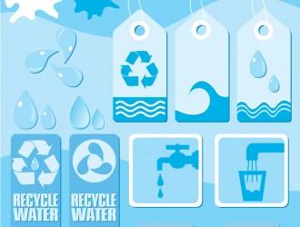 etichette acqua – water labels
