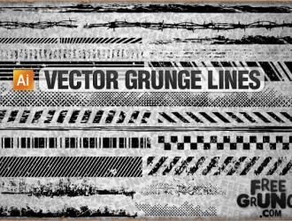 grunge lines – linee grunge