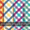 pattern a righe – modern striped pattern