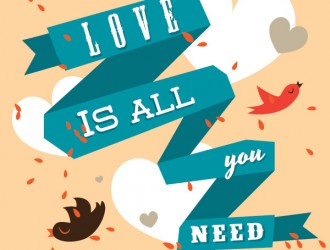 biglietto amore – love is all you need