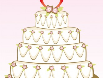torta nuziale – wedding cake_1