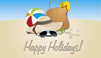 Happy Holidays – vacanza spiaggia
