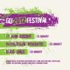 festival poster – locandina festival grunge