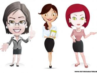 3 donne business – business women