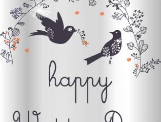 felice matrimonio – happy wedding day