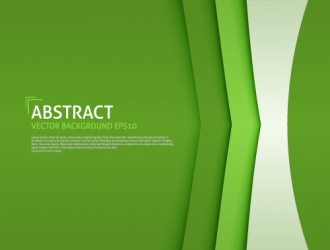 sfondo astratto – business background green style