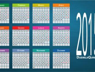 2015 calendario – calendar 2015