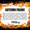 cornice autunno – autumn frame
