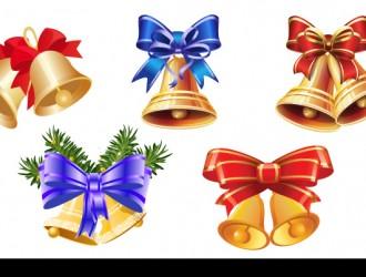 5 campane Natale – Christmas bells