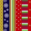 6 pattern Natale – 6 Christmas pattern