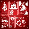 7 oggetti natalizi – Christmas elements